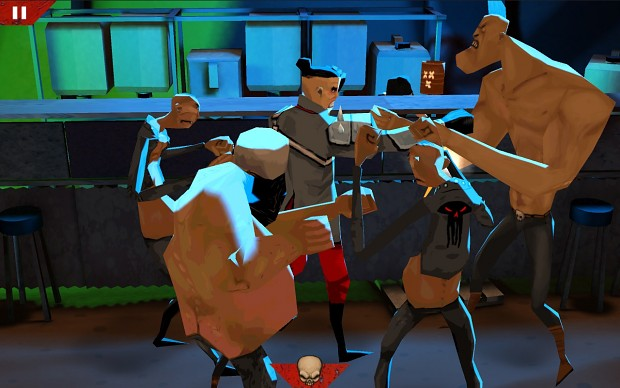 Guy Fightin