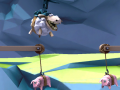 Super Sheep Copter - In game 01