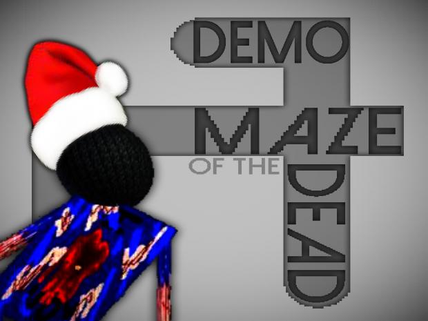A Maze of the Dead Christmas