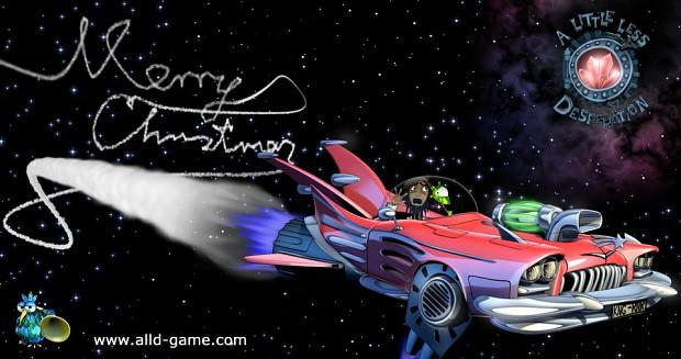 Merry Christmas from Dead Bird Entertainment