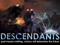 Descendants mmorpg