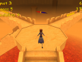 Temple Outrun: Lava