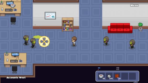 Zombie Office Battle