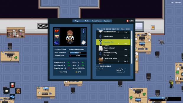 Zombie Office Politics Screenshots