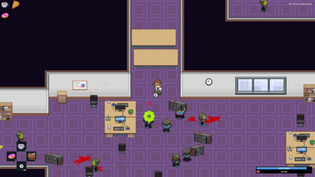 Zombie Office Politics Screenshots