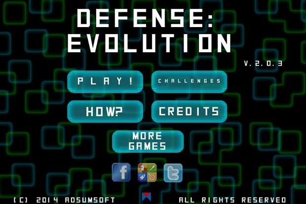 Defense: Evolution