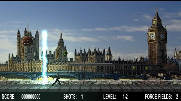 Gameplay - London