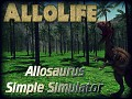AlloLife (Allosaurus Simple Simulator)