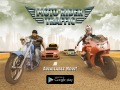 Moto Rider Traffic