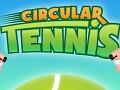 Circular Tennis - 2, 3 & 4 Player Games