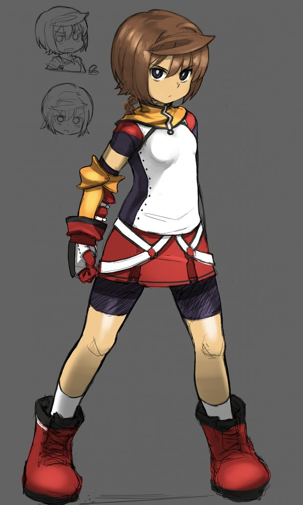 Concept Art: Kuruna 1