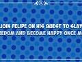 Felipe Femur - Official Game Trailer HD