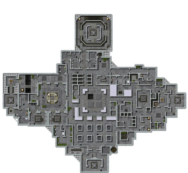 Power Plant map layout