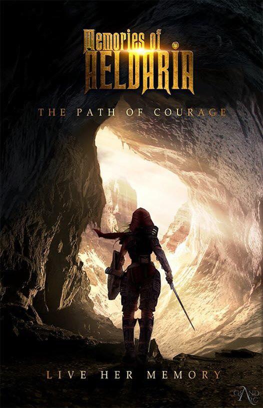 Memories of Aeldaria Cover