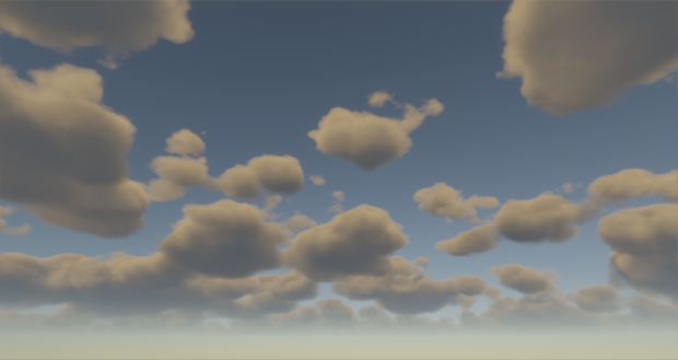 Volumetric Clouds 4 image - Afterconflict Lost War - Indie DB