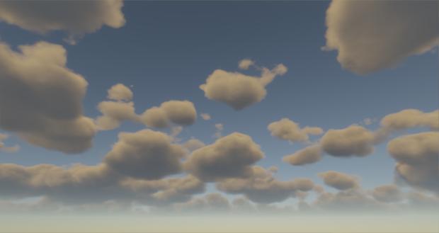 Volumetric Clouds 4