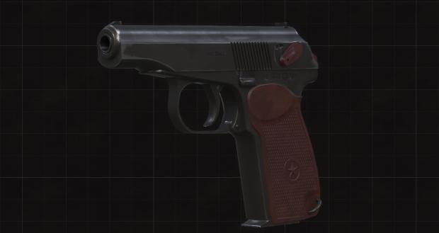 Makarov Pistol 2