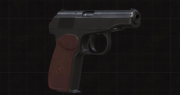 Makarov Pistol 1