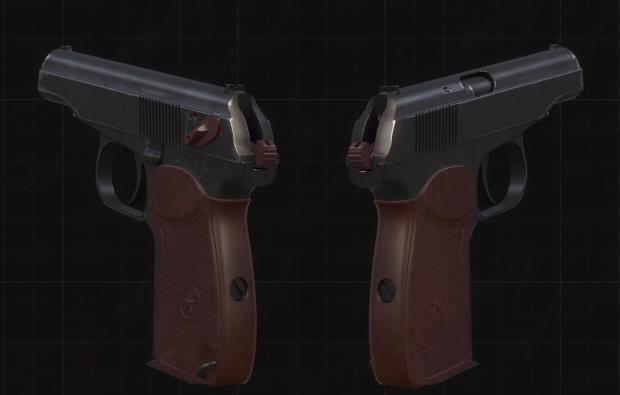 Makarov Pistol 3