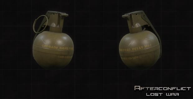 M67 Grenade 2