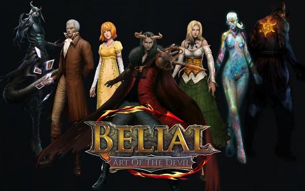 Belial: Art of the Devil