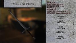 Swords craft
