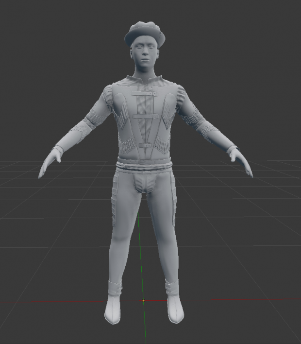 Update 3 - Modelling department