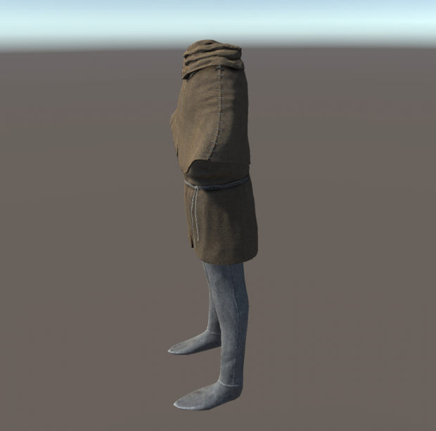 Update 3 - Modelling department
