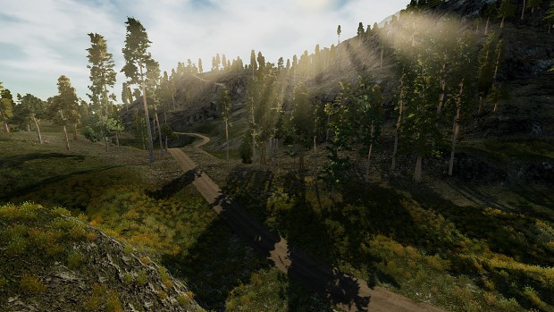 Dynamic roads