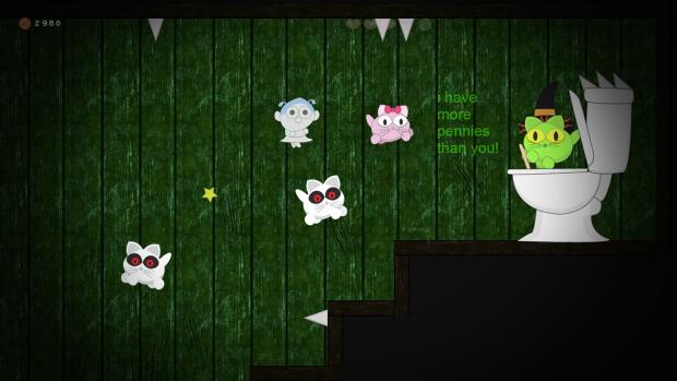 Spooky Cat Screenshots