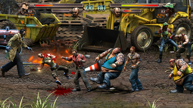 Raging Justice Screenshots