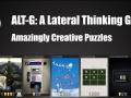 ALT-G: Amazing Puzzles (Beta)