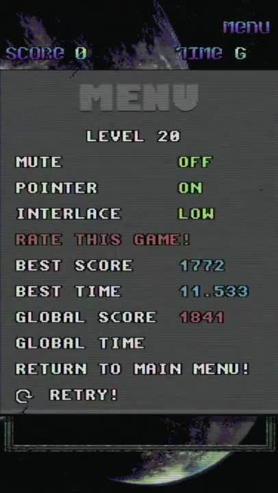FLIt C64 - iPhone Game
