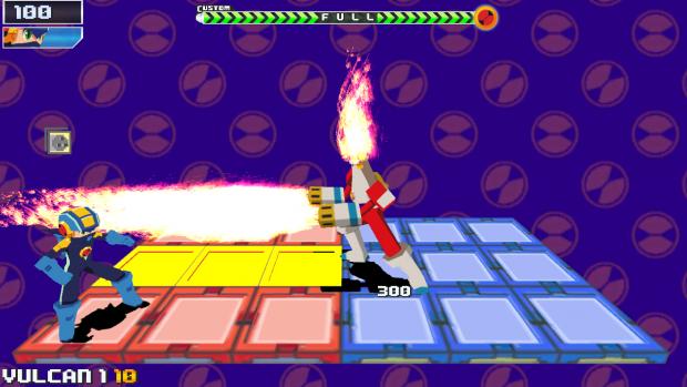 Mega Man Battle Network 3D