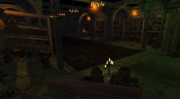 Library 5 Indie DB Exclussive