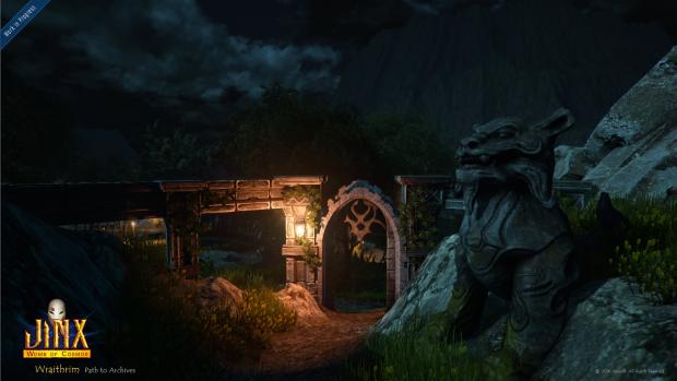 Wraithrim castle sin entrance