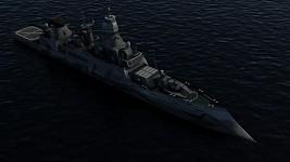 DDG-74 Class Destroyer