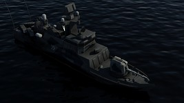 Type-101 Missile Boat