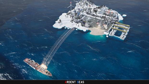 Coalition Navy