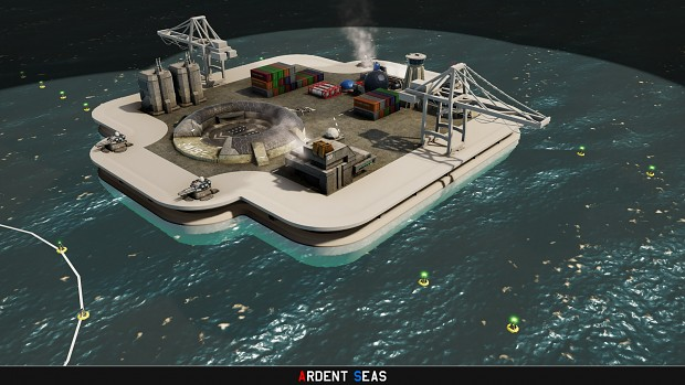 "Floating Base ""Biome"""