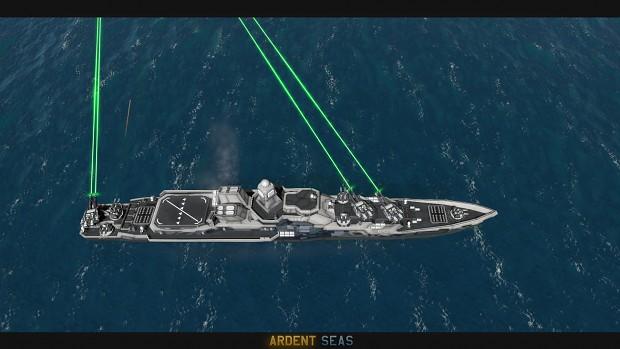 Cruiser Refractor Lasers