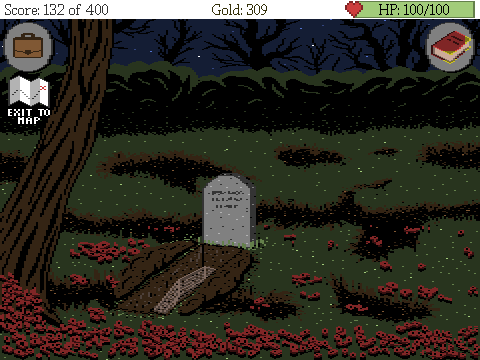 Screenshot Of Grave