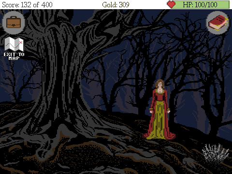 Screenshot Of Dead Tree