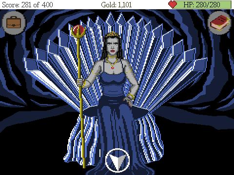 Dark Fear Screenshot 15 - Ice Queen