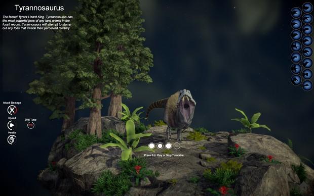 Tyrannosaurus Bios