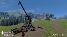 Medieval Engineers - Alpha screenshot
