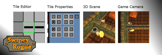 Swipey Rogue (dev progress) - Tile Property Editor