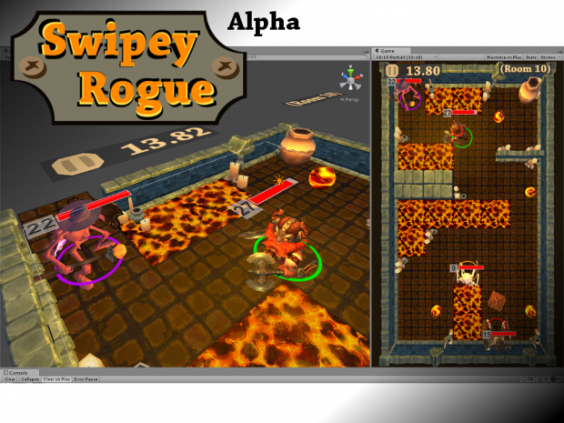 Swipey Rogue - update 04, preview