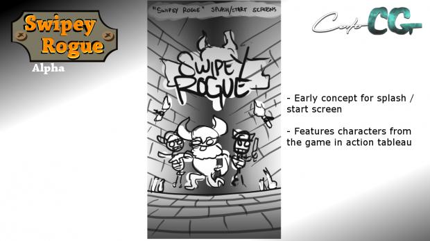 Swipey Rogue - update 05, dev screen 02