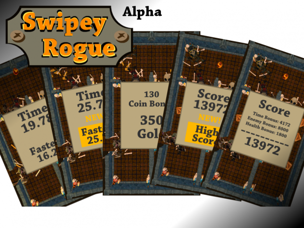Swipey Rogue - update 06 - preview